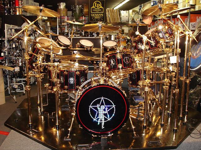 Big drum kit image