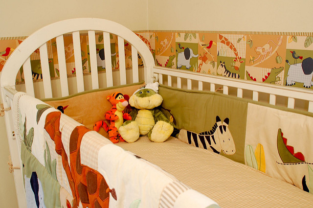 Nursery for baby image