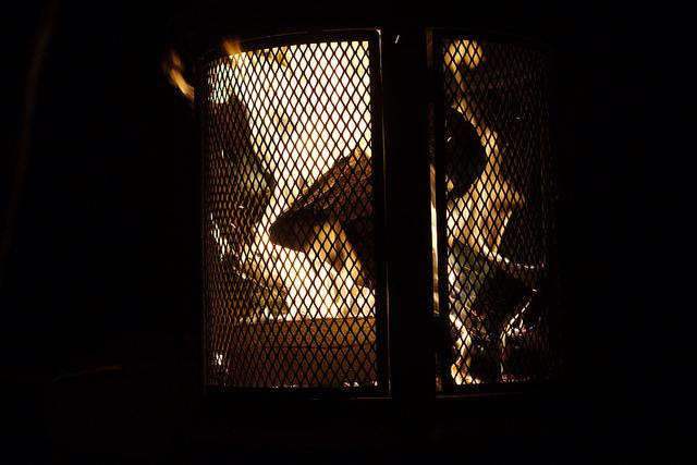 Log burner image