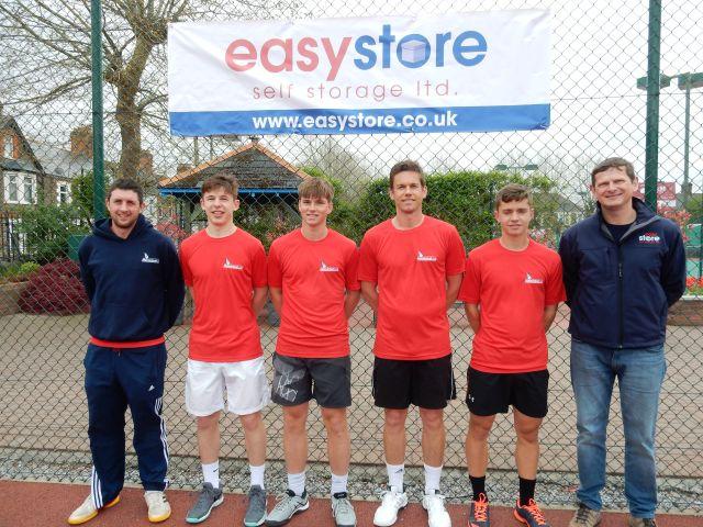 Easystore Mackintosh LTC sponsorship photo