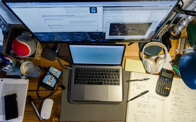 Student desk image